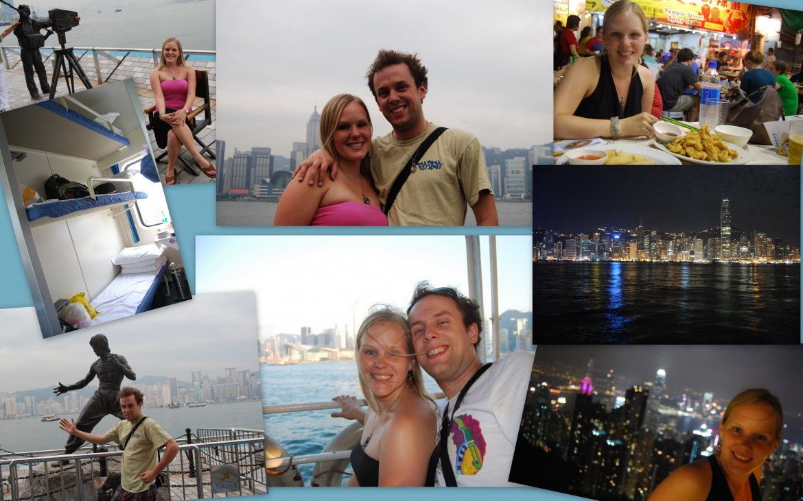 Foreigners in hong kong
