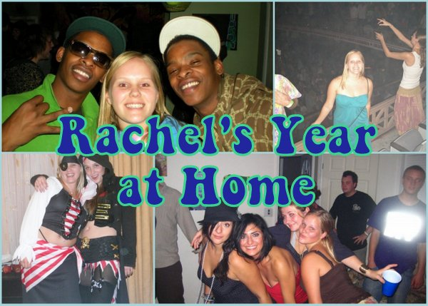 Rachel's Year At Home