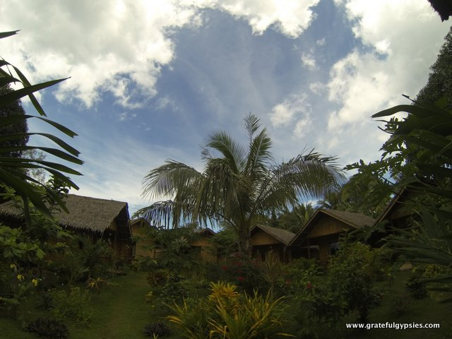 The amazing Reggae guesthouse on Bohol.