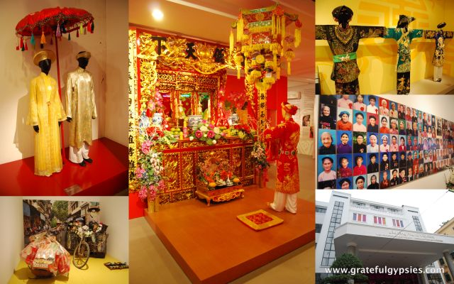 One of the best museums in Hanoi - the Women's Museum.