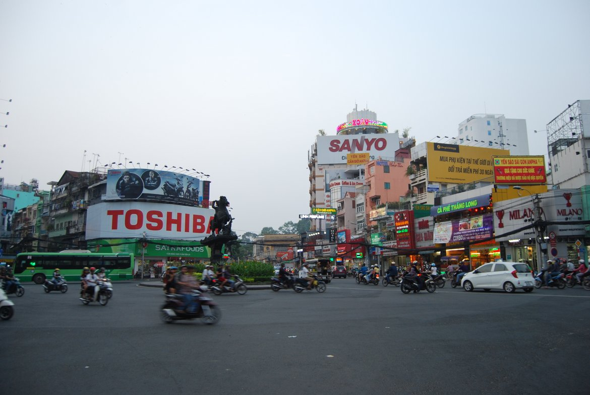 A Gypsies Guide to Ho Chi Minh City