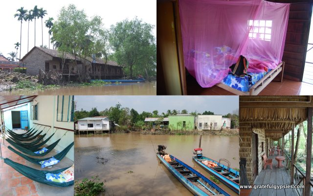 A sampling of photos from Mr. Hung's Home Stay.
