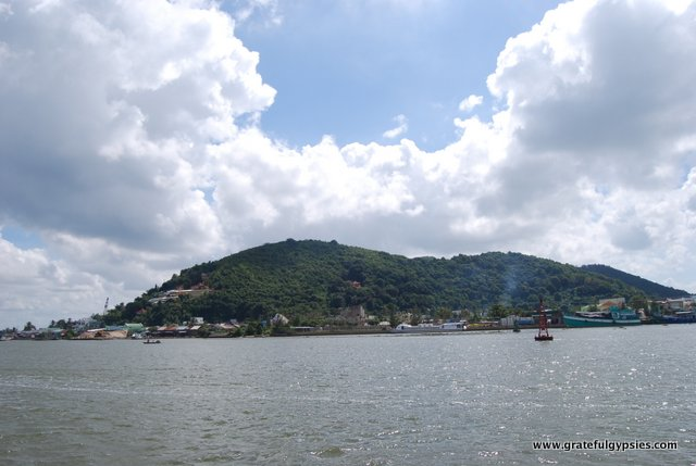 Seaside in Ha Tien.