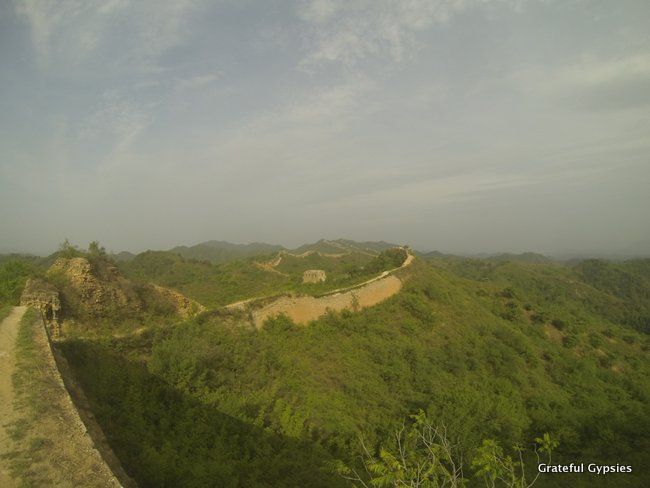 The Great Wall is a must when visiting Beijing.