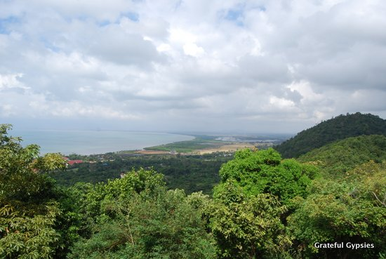 Hiking in Kep NP.