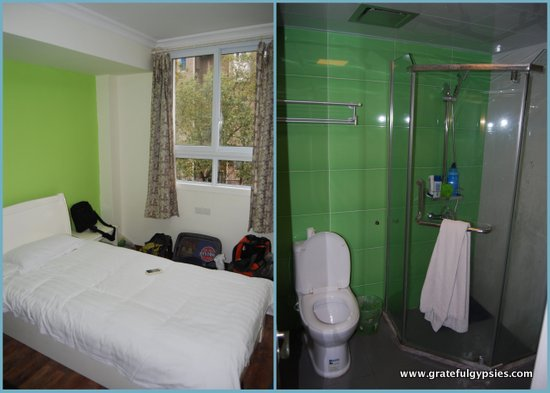 Hostels are much nicer than you probably think!