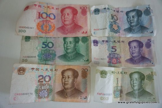 Mao money, Mao problems.
