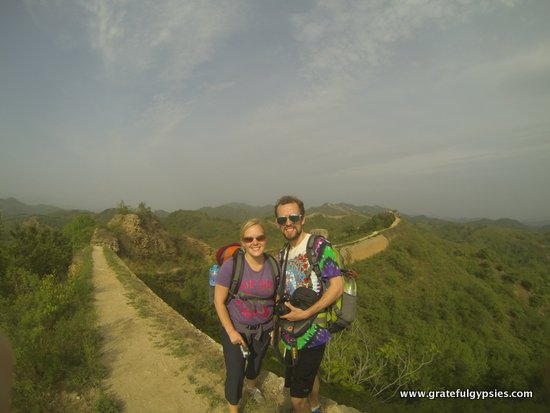 Great Wall camp