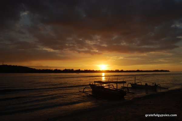 Visiting the Gili Islands
