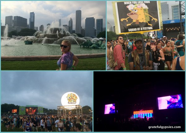 Finally at Lolla.