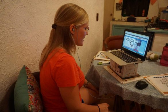 working for VIPKID