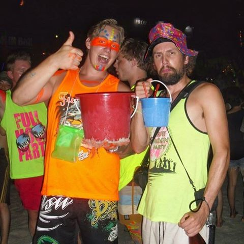 tbt to raging the Full Moon Party on Koh Phanganhellip