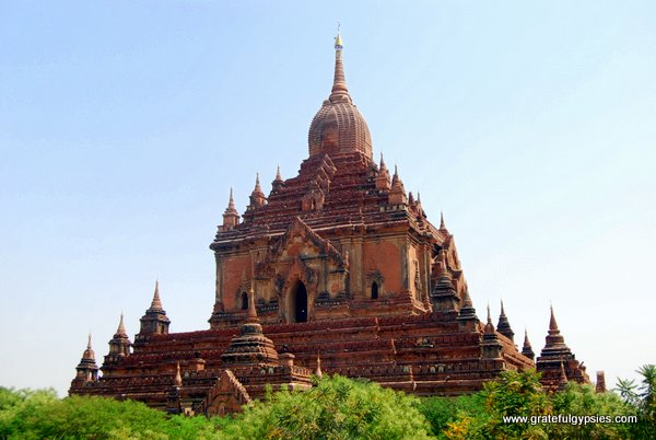 Amazing Myanmar photos - Bagan.