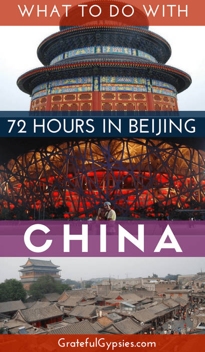 things to do in Beijing | travel China | Beijing travel guide