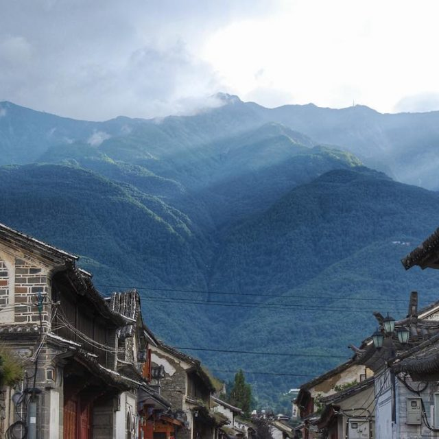 Dali is a town and scenic area in Chinas Yunnanhellip