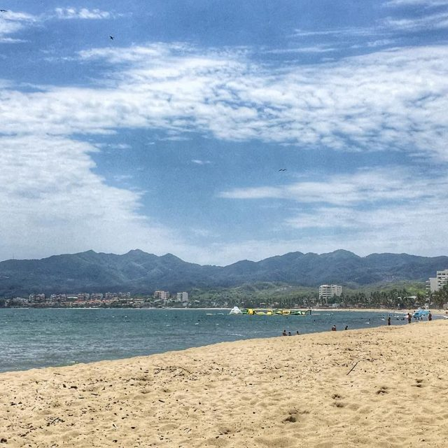 Sunday funday views    bucerias playa beach beachdayhellip