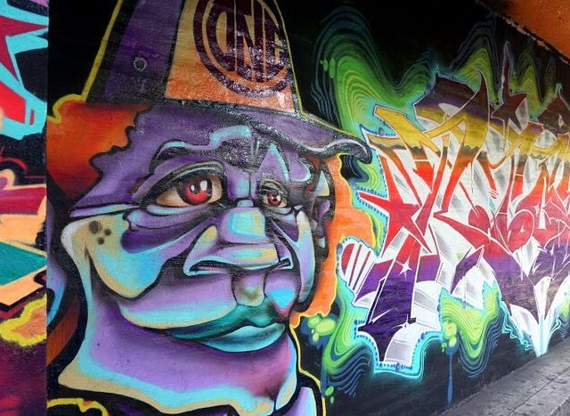 Wheres your favorite place to see street art? Never beforehellip