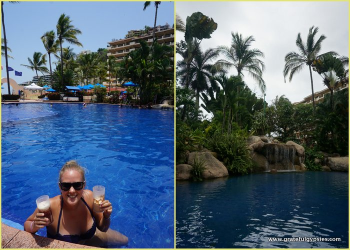 review of the Barcelo Puerto Vallarta All-Inclusive Resort