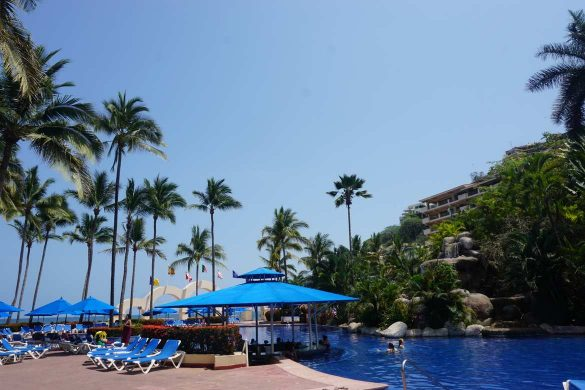 review of the Barcelo Puerto Vallarta
