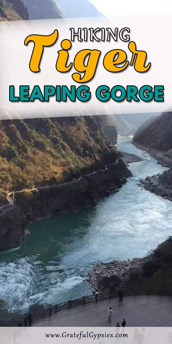 Tiger Leaping Gorge is a fantastic trekking adventure and should be at the top of your list of things to do in China. This post will inspire you to include Yunnan province when you travel to China. #ChinaTravel #ChinaTravelInspiration #VisitChina