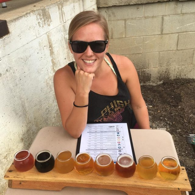 Asheville is a great place to study craft beer Wehellip