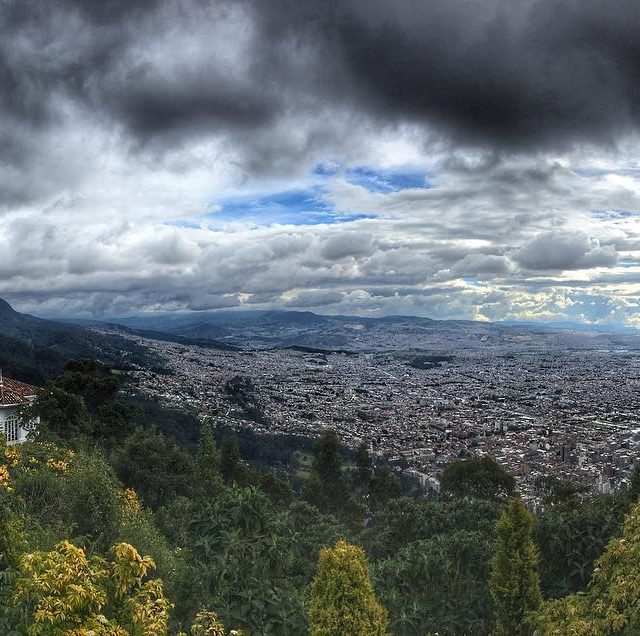 Bogota may not be the most beautiful city at streethellip
