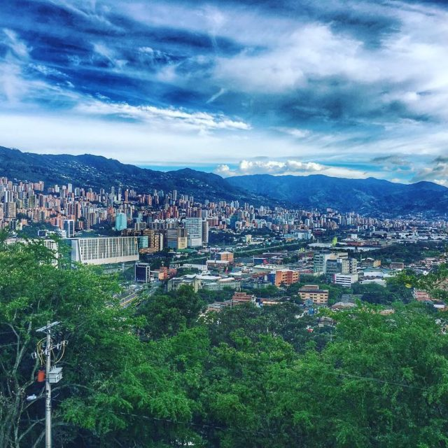 Welcome to Medellin! Weve been excited to get here forhellip