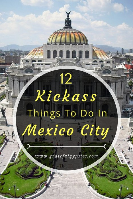 Safe places to travel in mexico city for Vacation in mexico city