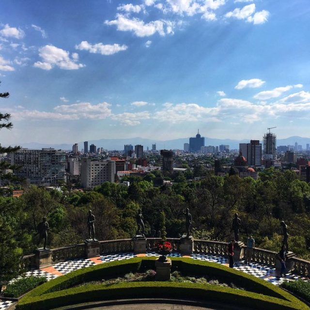 Weve been thinking about Mexico City a lot recently Severalhellip