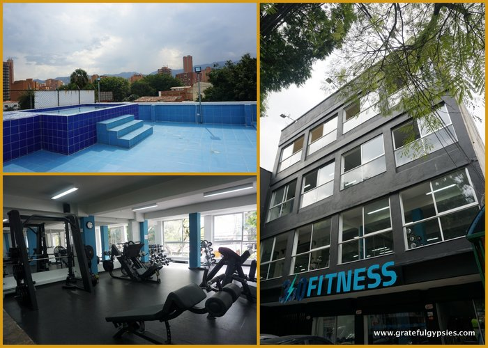 Cost of Living in Medellin - gym