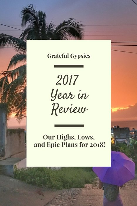 Read all about the best parts of 2017 as well as the not so good parts. We've got massive plans for 2018, too. Read the post to hear all about it!