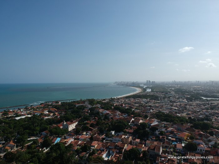 Olinda and Recife