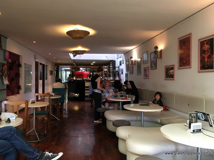 Best cafes in Lima Tostaduria Bisetti