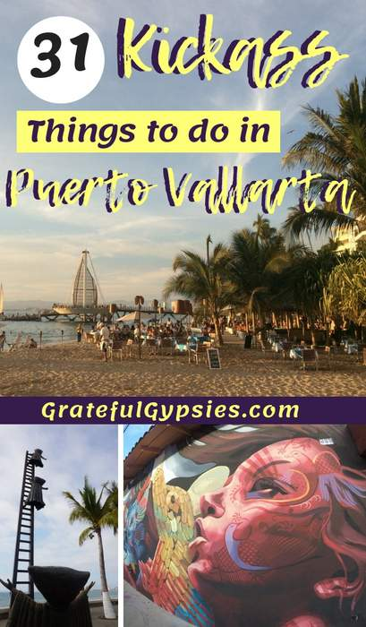 things to do in Puerto Vallarta | Mexico travel | Puerto Vallarta travel guide
