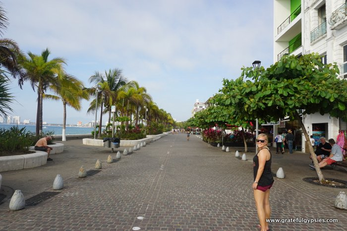 things to do in Puerto Vallarta walking tour