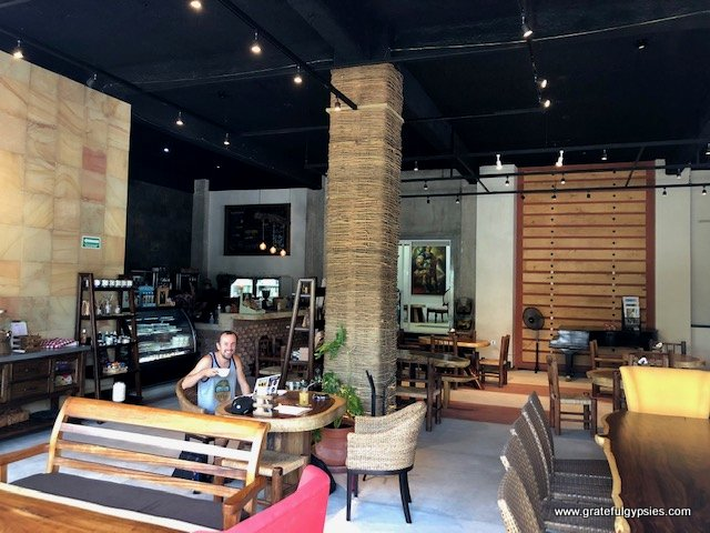The Green Places best cafes puerto vallarta