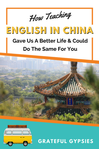 how teaching English gave us a better life pin 1