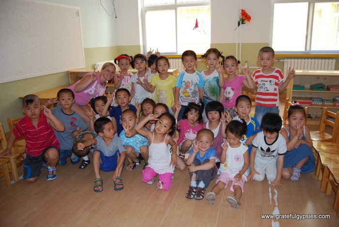 online tefl courses teaching English in China