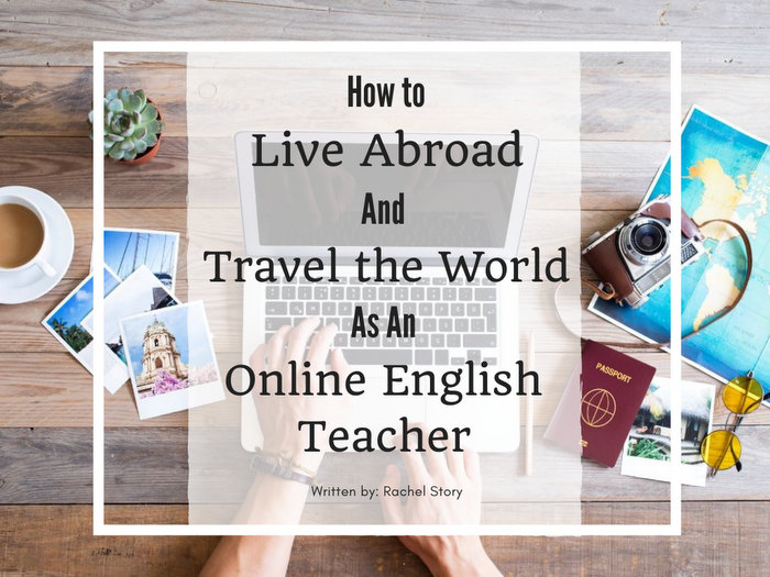 teach English online and travel the world ebook