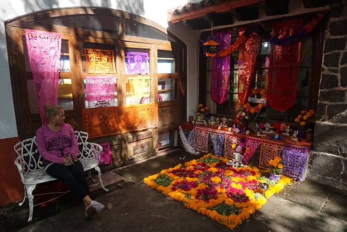 Day of the Dead Coyoacan
