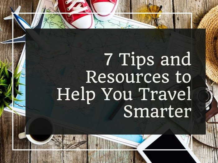 how to travel smarter