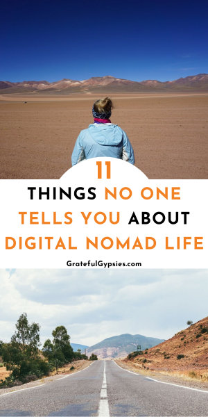 If you're an aspiring digital nomad, this is the post for you! These are all the things you need to know in order to live your best digital nomad life. #digitalnomadtips #digitalnomadlifestyle #thingsnoonetellsyou
