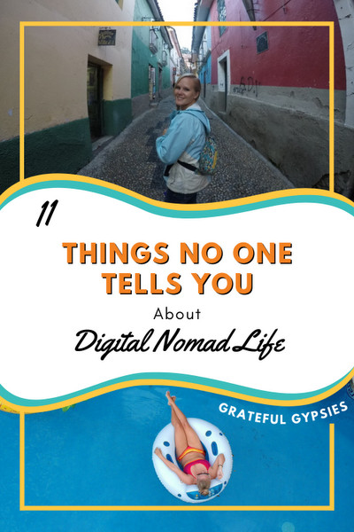 what no one tells you about digital nomad life pin 2