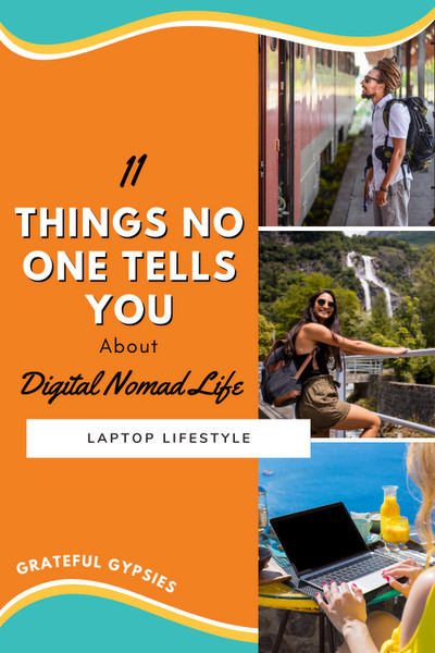 what no one tells you about digital nomad life pin 1