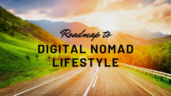 how to become a digital nomad roadmap