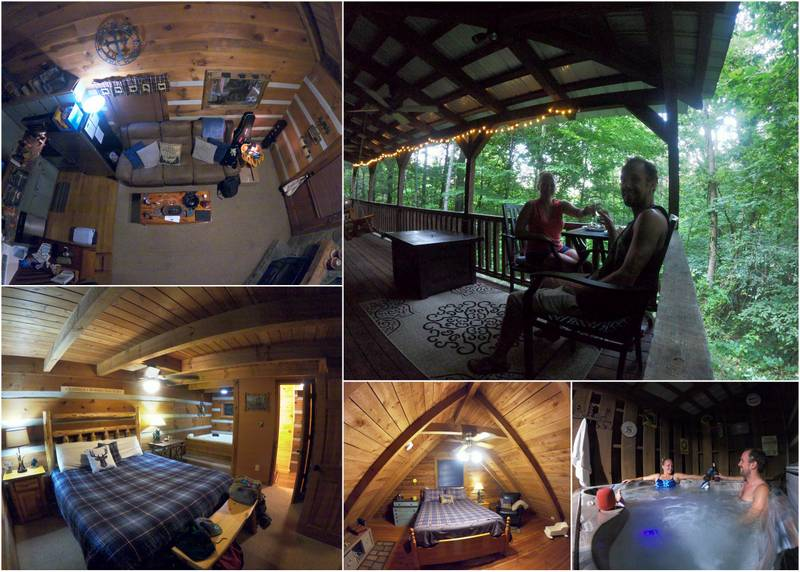 great smoky mountains vacation bear bottoms cabin