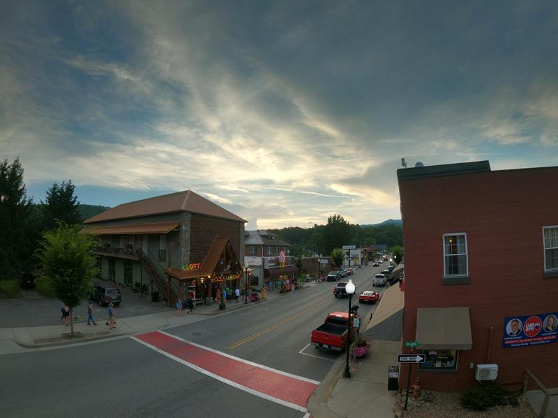bryson city mountain layers brewery