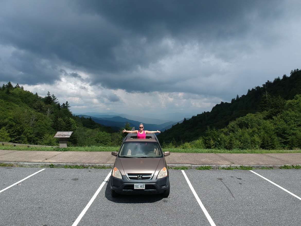 things to do in the great smoky mountains auto tour