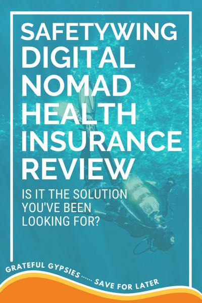 safetywing digital nomad health insurance pin