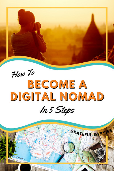 how to become a digital nomad pin 1